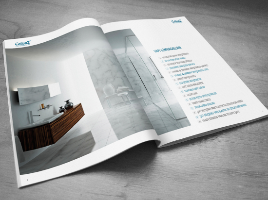 Calionz Katalog