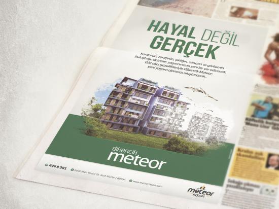 Meteor Dikencik – Kampanya